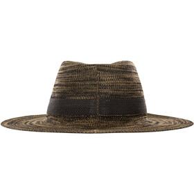 The North Face Packable Panama Hat Dam kelp tan/tnf black marl